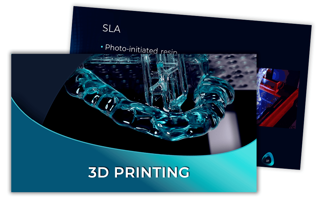 3D dental printing course online institute of digital dentistry formlabs asiga nextdent sprintray