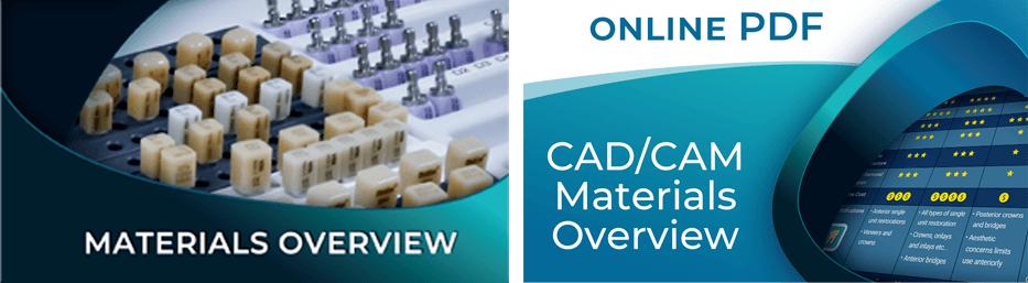 online cadcam training digital dentistry materials processing