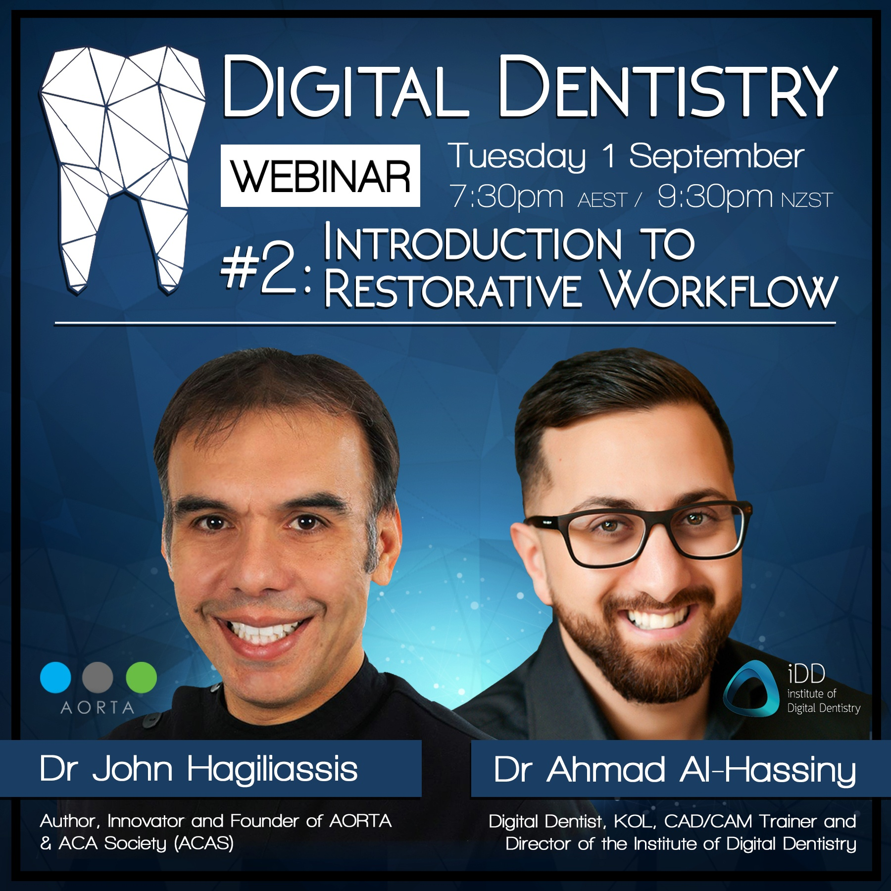 digital dentistry webinar institute of digital dentistry