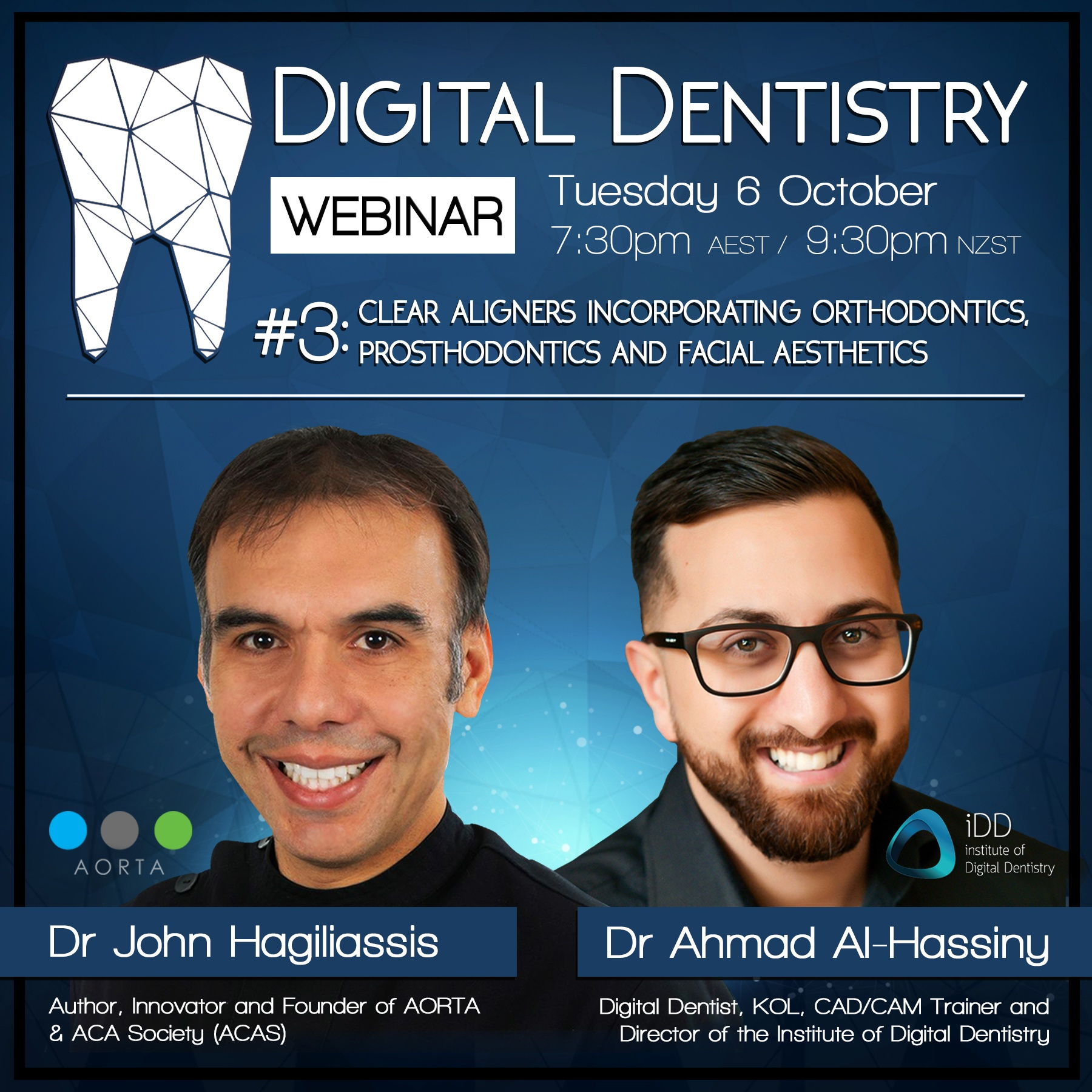 digital dentistry webinar