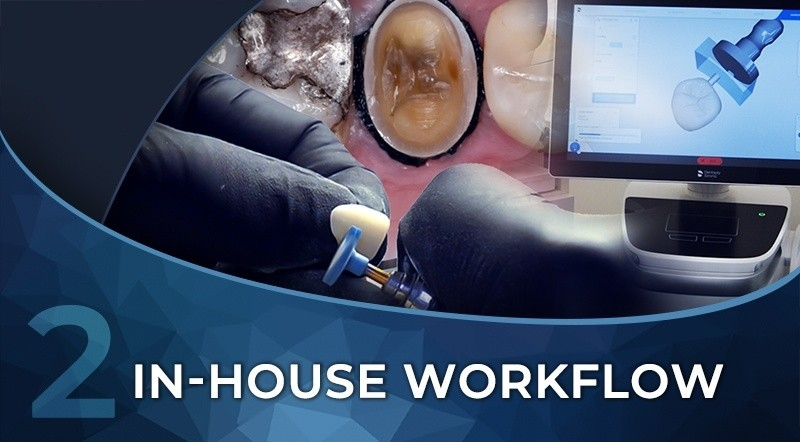 In-house workflow course digital dentistry online