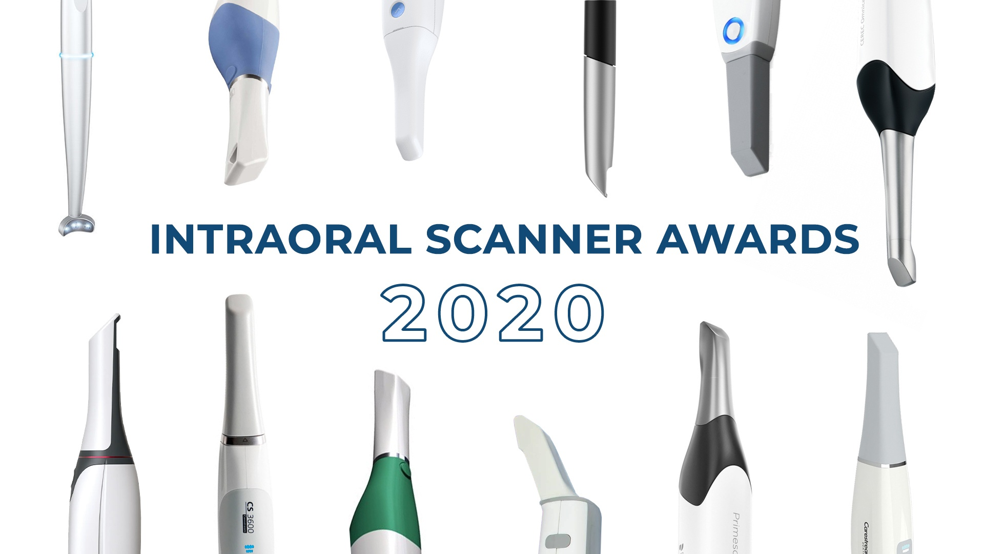 intraoral scanner awards best dental scanners 2
